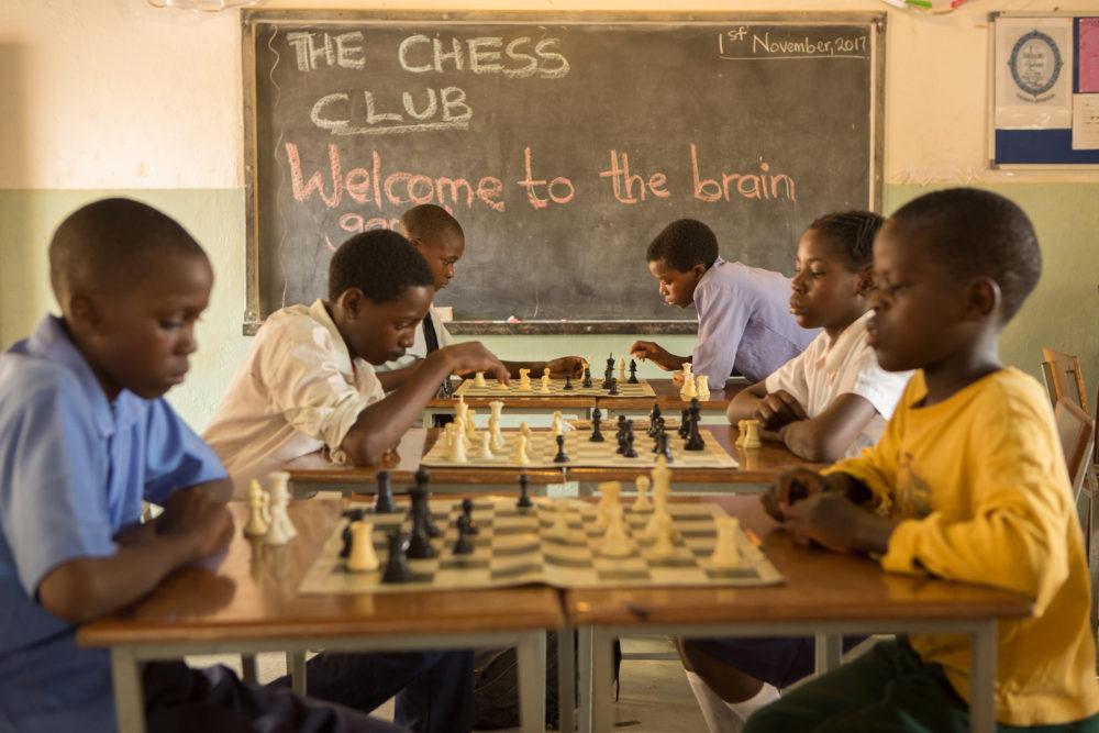 Tujatane, Tongabezi Trust School, Livingstone Community Development