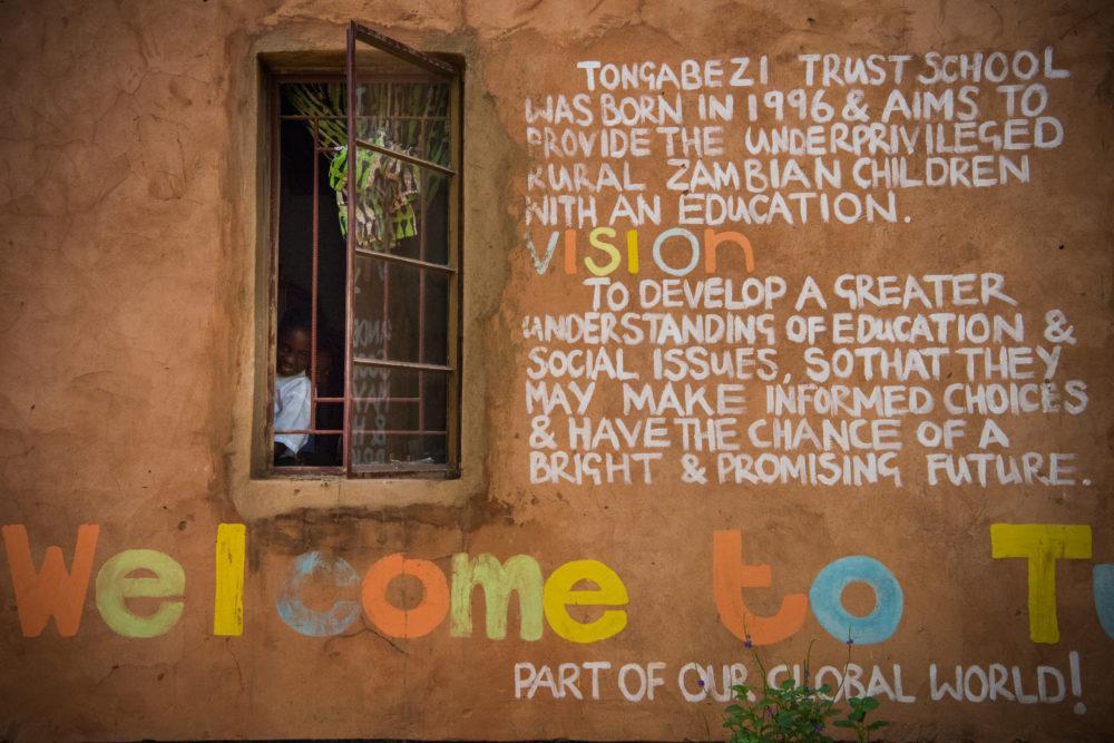 Tujatane, Tongabezi Trust School, Livingstone Community Development, World Teachers Day