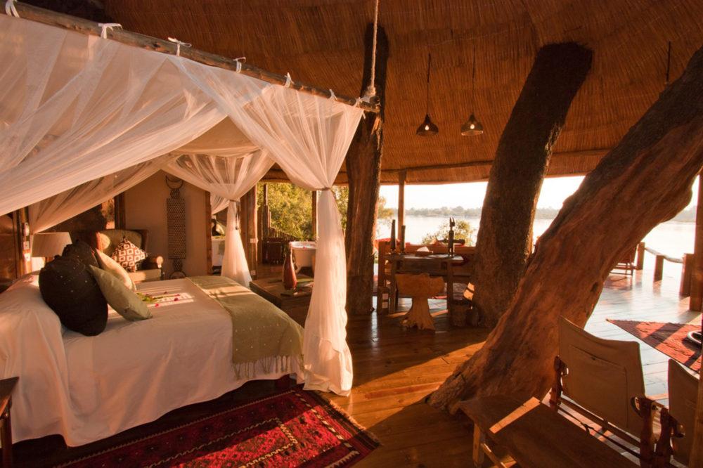 luxury honeymoon Africa, luxury lodge victoria falls, luxury honeymoon victoria falls
