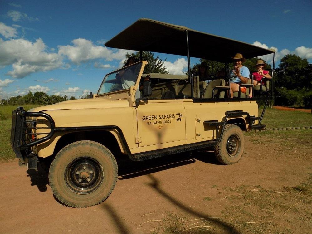 Silent safari, Green Safaris, Game drive, Sustainable Safari