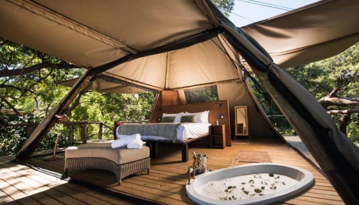 Green Safaris, Shawa Luangwa Camp, South Luangwa Safari